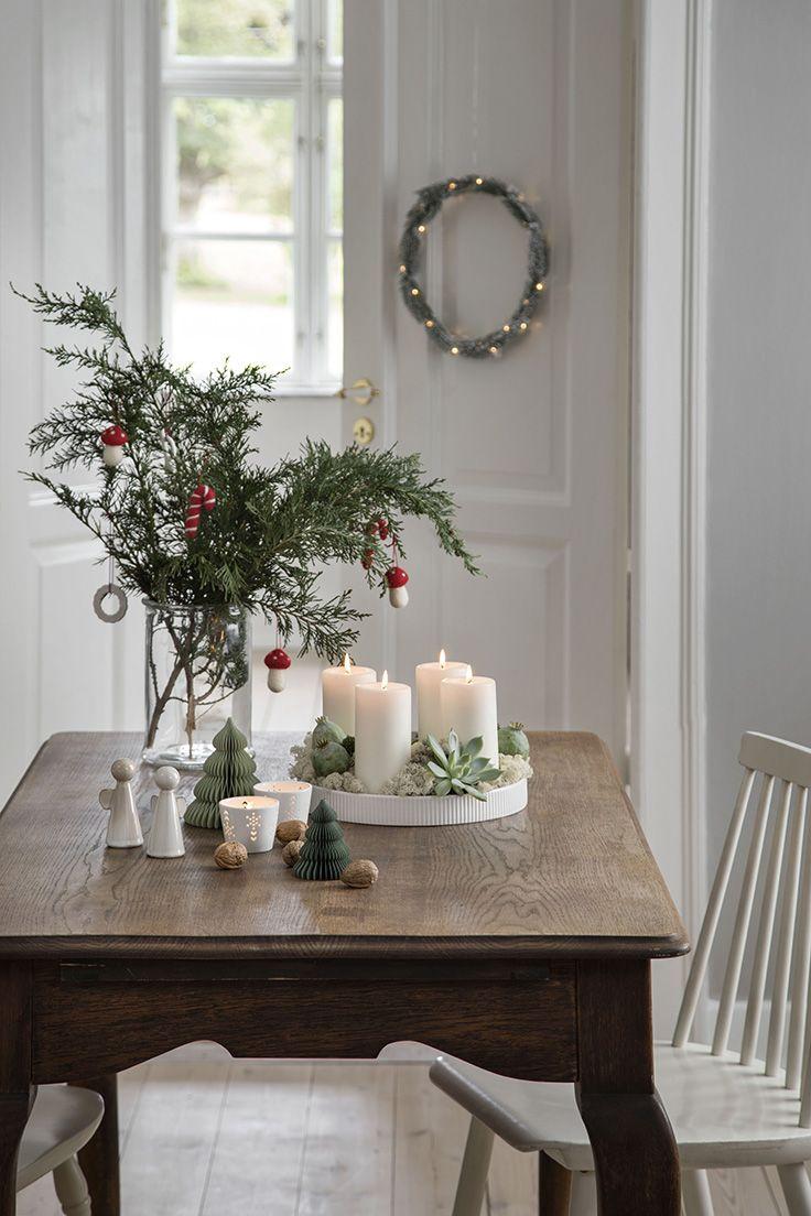 Nostalgic Christmas : A selection of Søstrene Grene´s Christmas products 2019