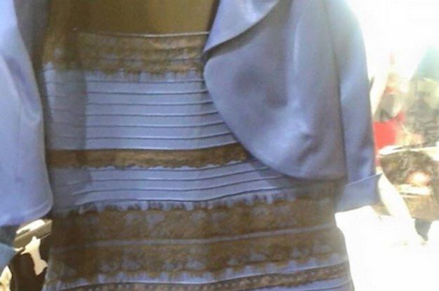 Dress Color Debate Original Picture