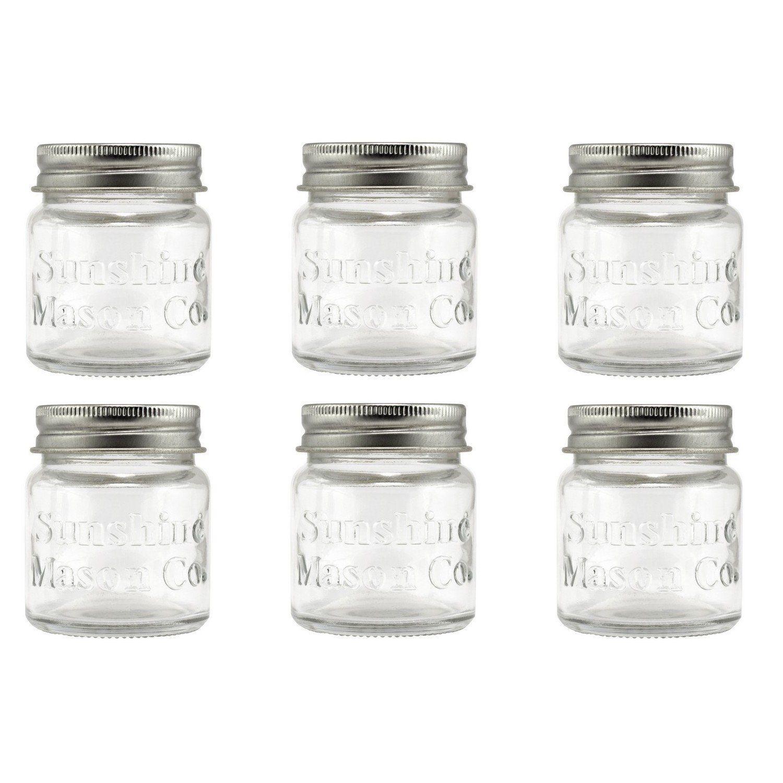 Sunshine Mason Co. Mini Mason Jar Shot