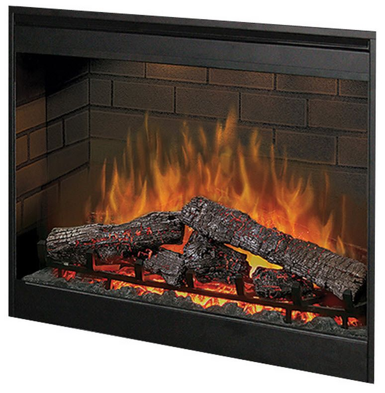 The 5 Most Realistic Electric Fireplaces In 2018 Built In