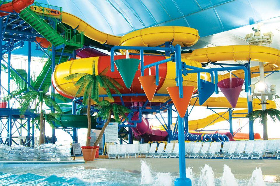 Fallsview Indoor Waterpark Indoor Waterpark Water Park Niagara