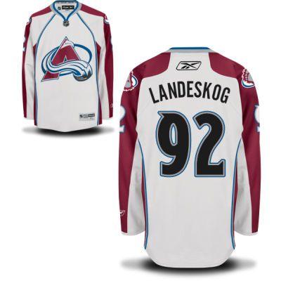 3080945bc Colorado Avalanche 92 Gabriel LANDESKOG Road Jersey  Colorado Avalanche  016  -  40.00   Cheap Hockey Jerseys
