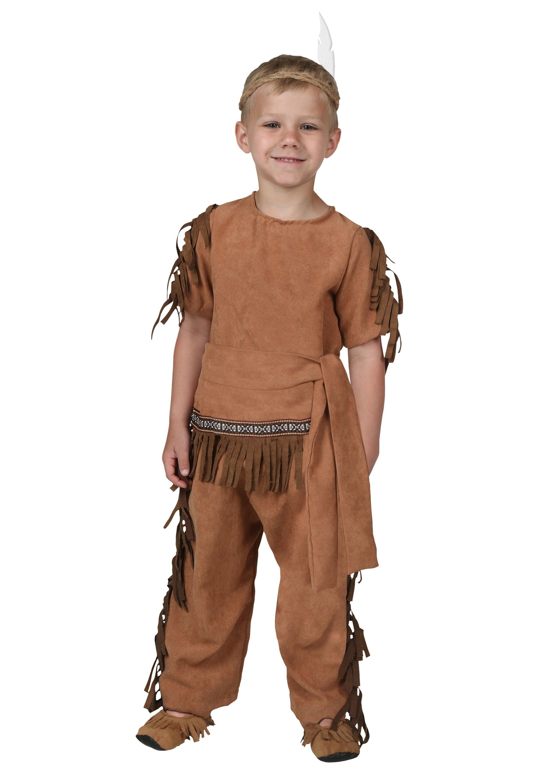 Toddler Indian Costume Cute Halloween Costumes Pinterest
