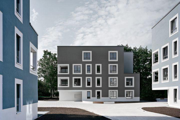 biwermau architekten bda schenefelder g rten fassaden pinterest architektur neubau und. Black Bedroom Furniture Sets. Home Design Ideas