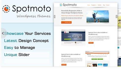 SpotMoto WordPress Theme Review SpotMoto WordPress theme from ...