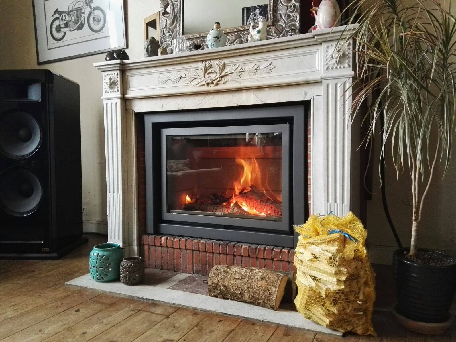 Matlex Cheminees Et Poeles.html Stûv 16 In Installed By Matlex Stuv Matlex Fireplace