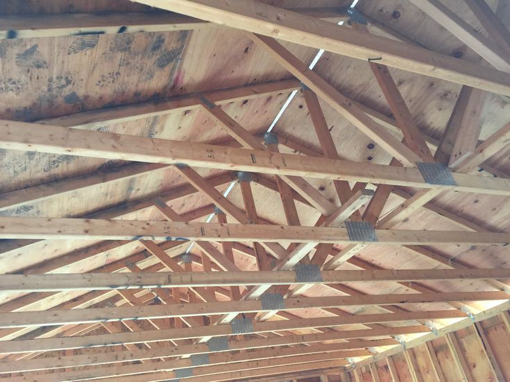 Types Of Roof Trusses And Their Common Uses Roof Trusses Roof Truss Design Corrugated Metal Roof