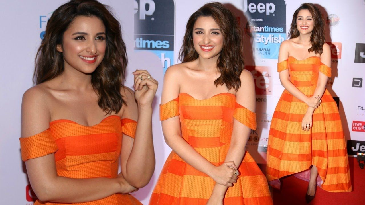 Image result for parineeti chopra bold dress