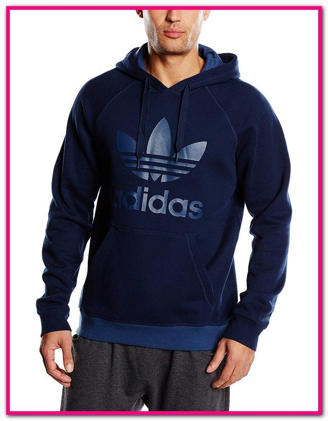 adidas Sweatshirt – 3 Stripes schwarzweiß
