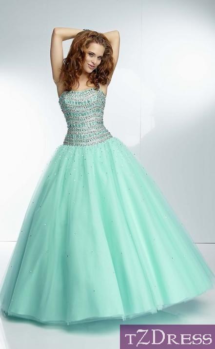 green prom dress green prom dresses
