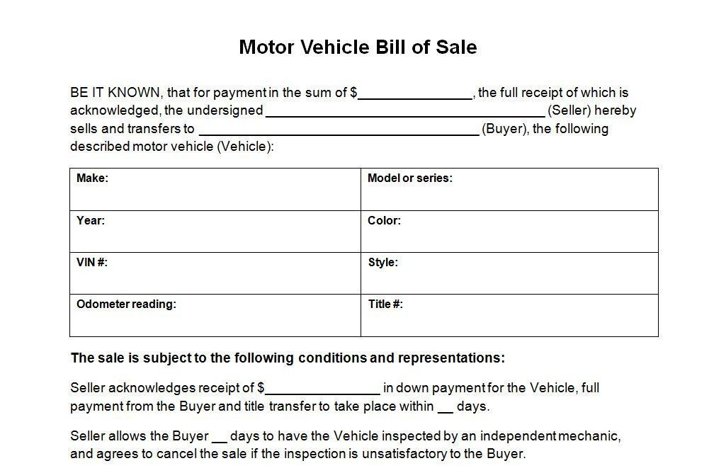 Used Car Bill Of Sale Template Perfect Vehicle Bill Sale Template Of 32 Innovative Used Car B Bill Of Sale Template Templates Free Design Templates