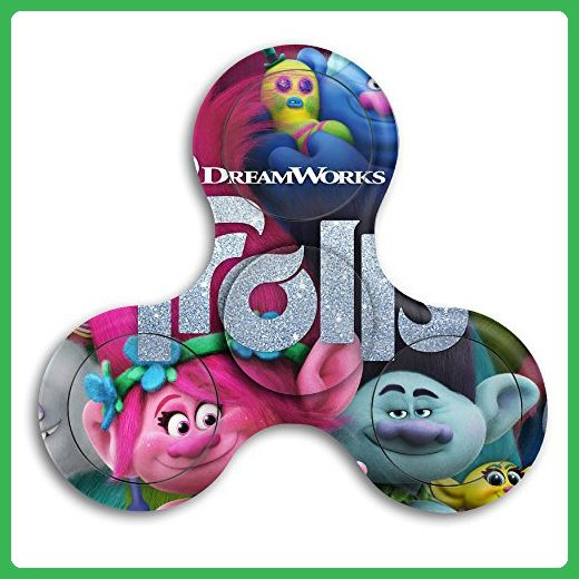 Fid Spinner Trolls Stress Reducer Relief Toys Perfect For ADHD