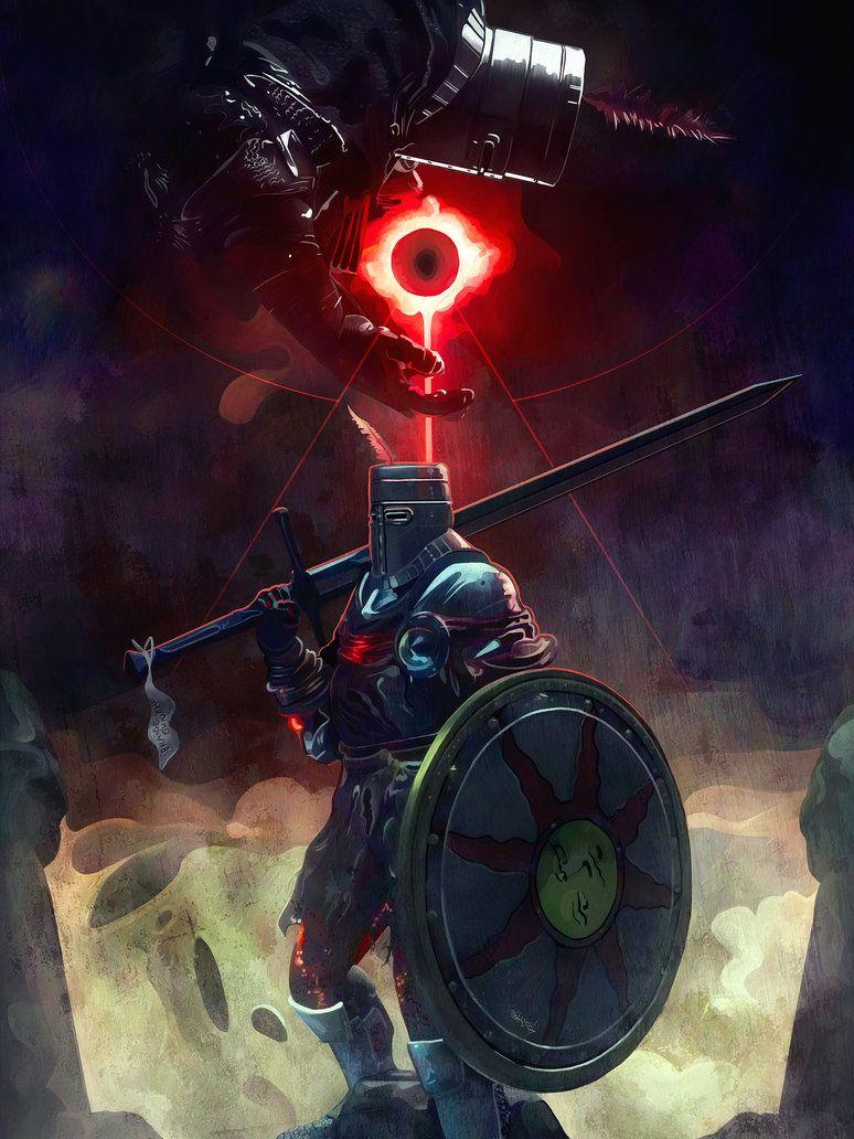 Sunlight Of Astora By Flind Deviantart Com On Deviantart Dark Souls Wall Dark Souls Artwork Dark Souls Art