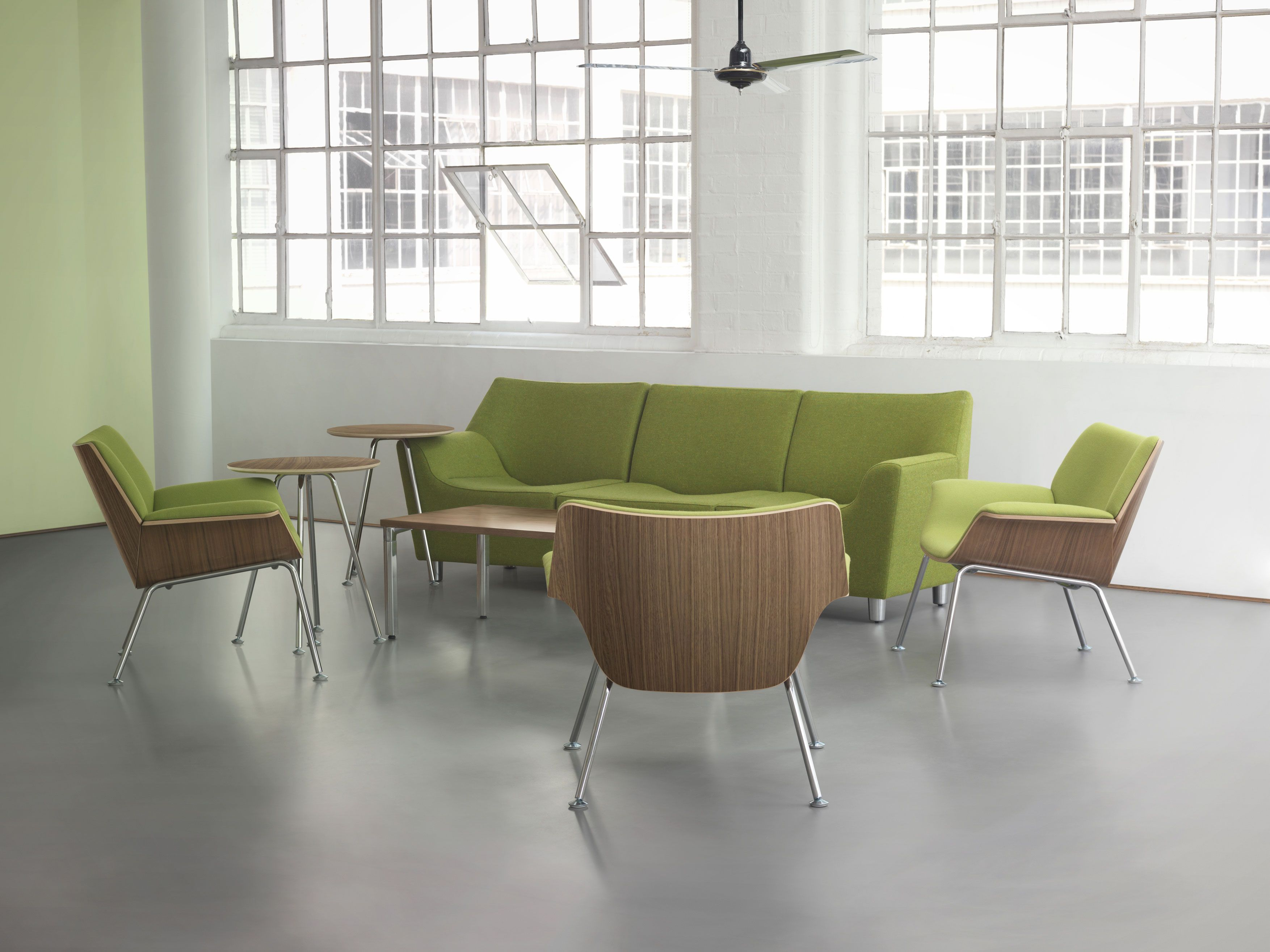 Herman Miller Swoop Spaces for Meeting