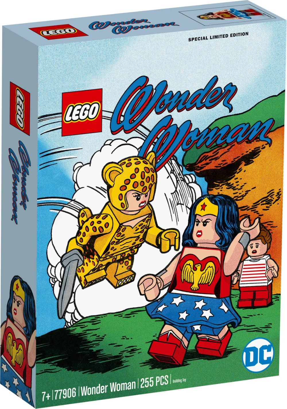 Wonder Woman 77906 Dc Buy Online At The Official Lego Shop Us In 2020 Lego Sets Wonder Lego