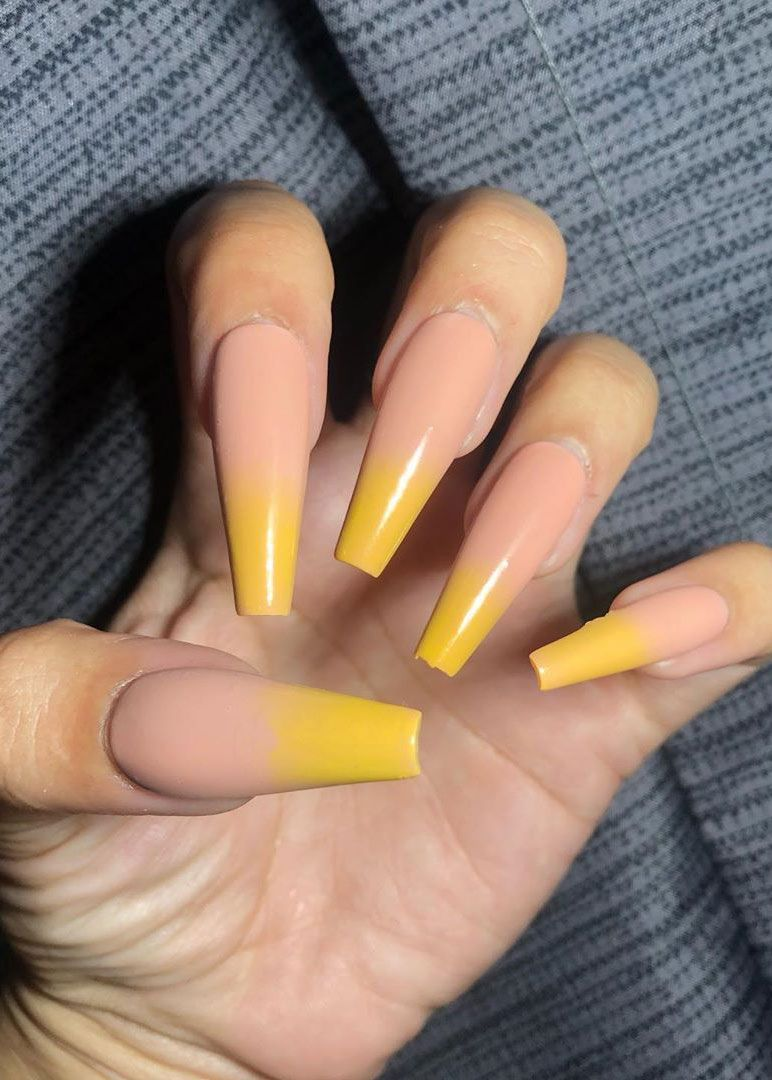 Best Summer Ombre Nails In 2019 Stylish Belles Ombre Nails Long Nails Nails