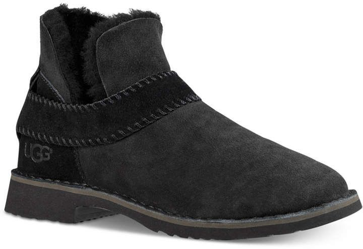 c27b143e577 Ugg Women's McKay Ankle Booties Available Colors: Black ,Chestnut ...