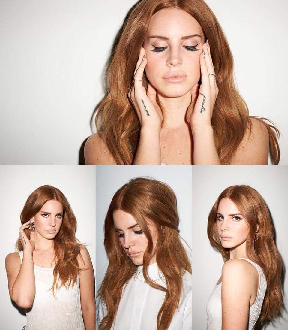 New Outtakes 2012 Auburn Hair Hair Color Auburn Lana Del Rey Hair