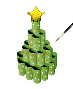 Tutorial yo le cambiar a la estrella por una hecha con la - Como hacer cosas para navidad ...