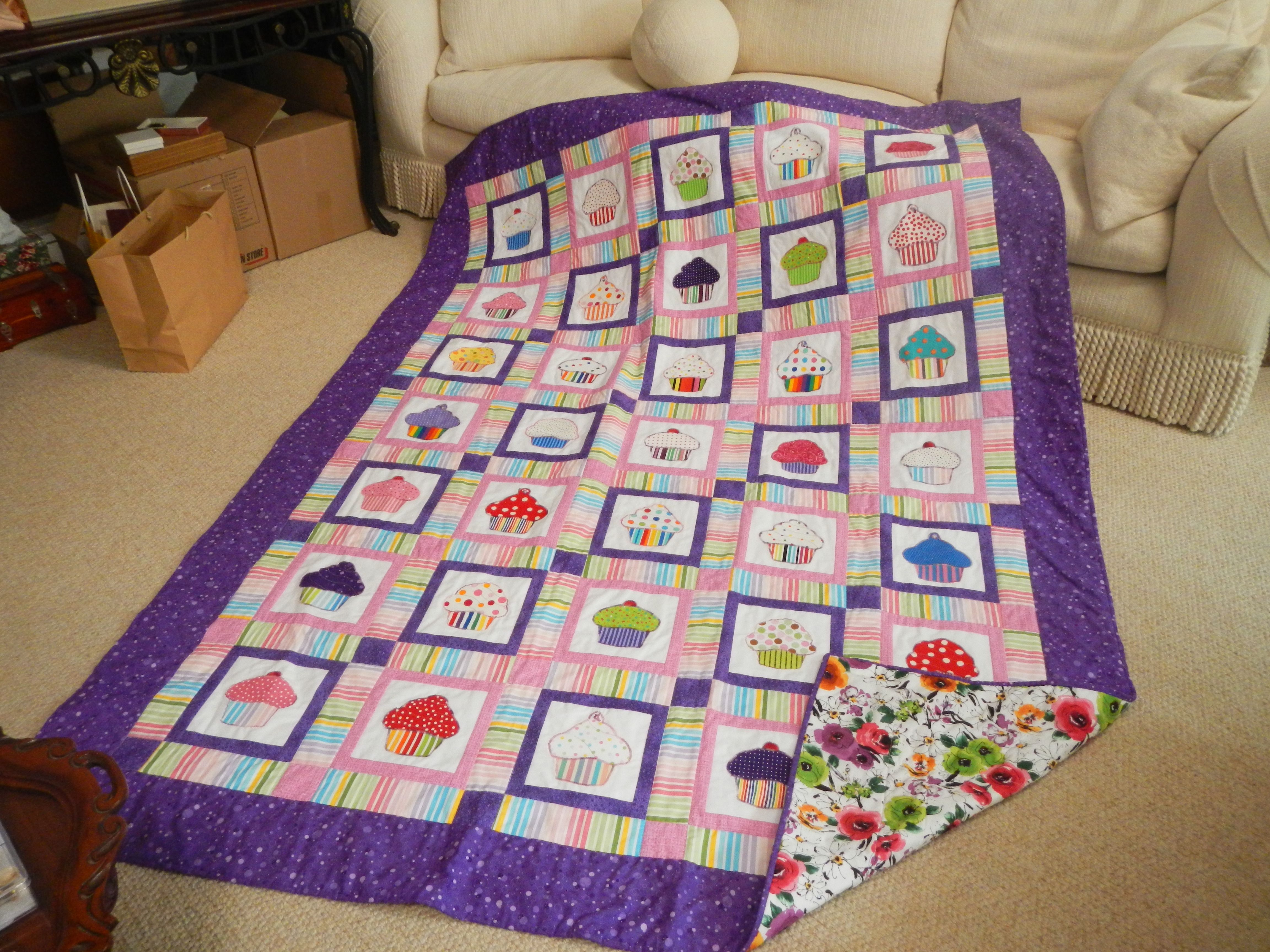 Hannah's Quilt : pattern called