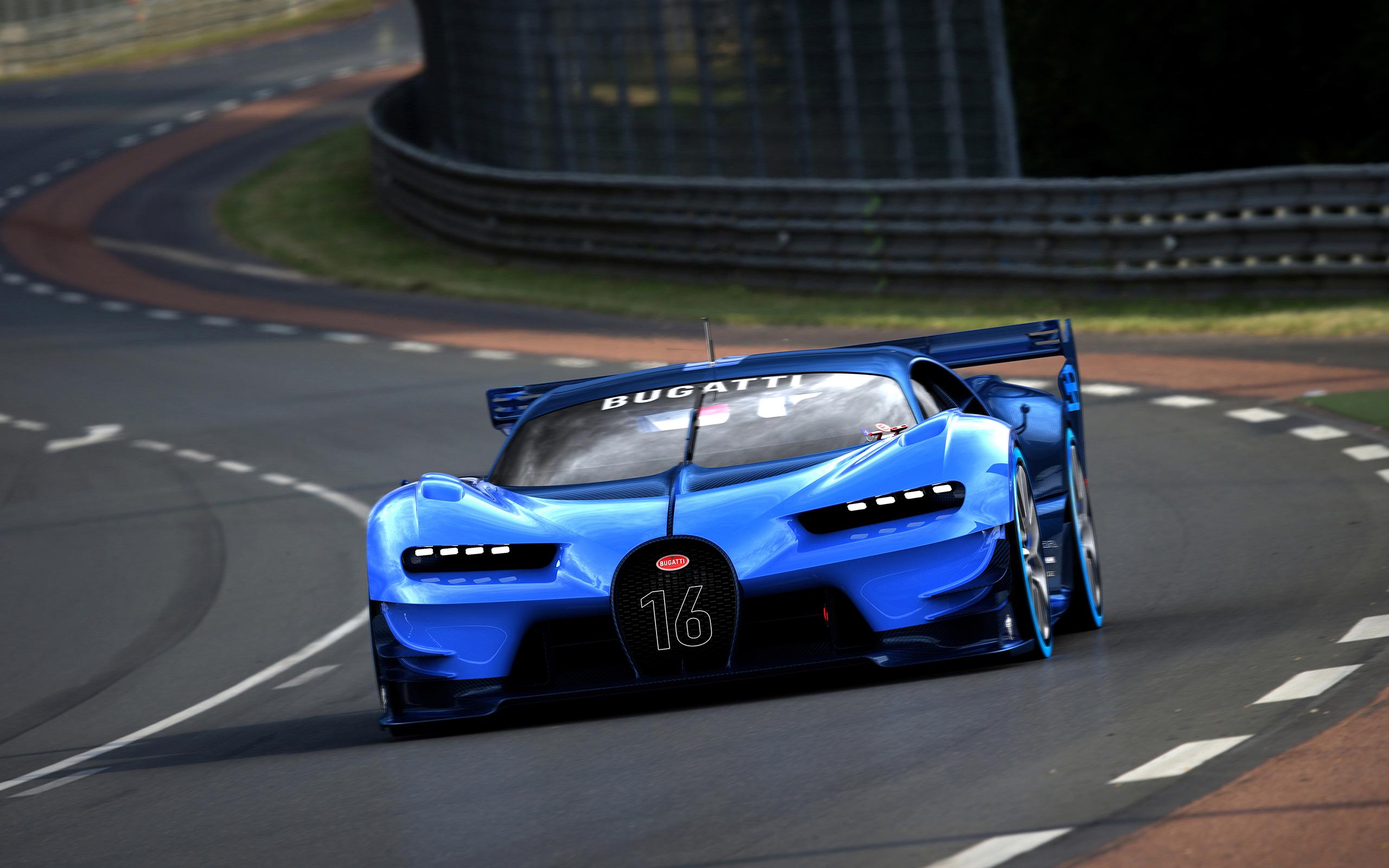 Bugatti Vision Gran Turismo Car Video Games Gran Turismo 6 Vehicle Race Tracks Super Car Wallpaper Bugatti Bugatti Veyron Turismo