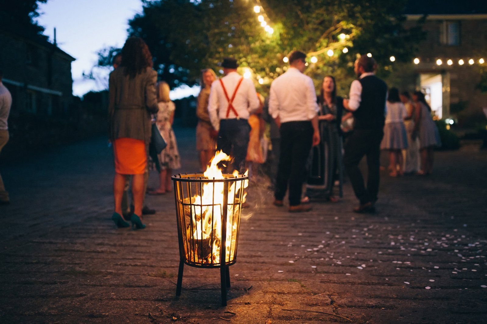 Trenderway Farm Wedding Venue In Devon On Wedding Planner