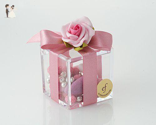 Modern Wedding Favor Box Single Wedding Favors Amazon Partner Link Bomboniere Bomboniere Nuziali Bomboniere Festa Di Nozze