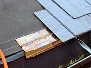 Slate Roof Central Message Board Slate Roofs And Copper Drip Edge Drip Edge Slate Roof Roof Drip Edge