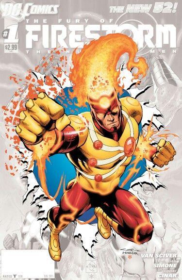 Firestorm (Ronny Raymond)