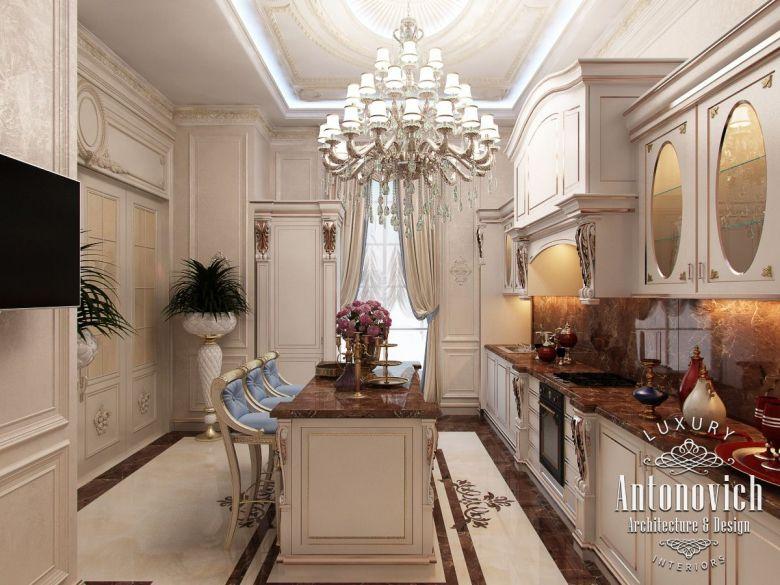 Kitchen Design in Dubai, Kitchen Interior Design, Photo 1