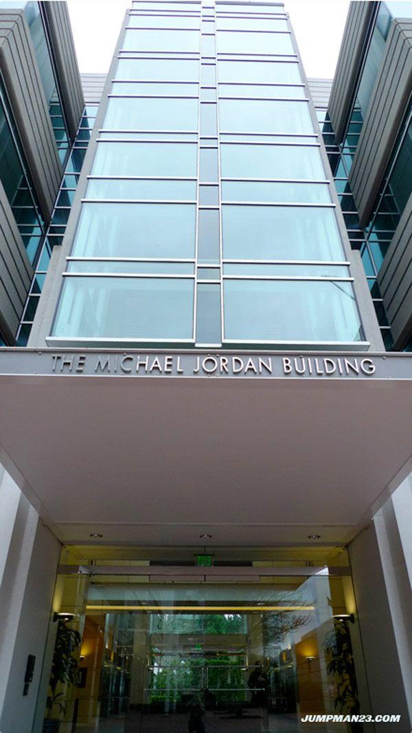 nike rogue building