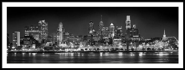 london skyline Print  black and white a4 gloss poster picture 9 UNFRAMED