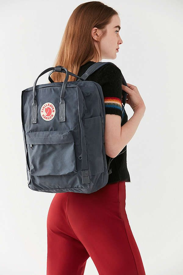 "8f11904f3743 Slide View  1  Fjallraven Kanken 15"" Padded Laptop Backpack"