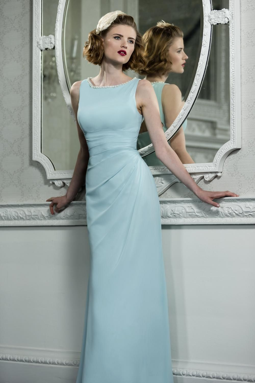 Luna Bridesmaids Dresses by Nicki Flynn   Helena   True Bride   GOWN ...