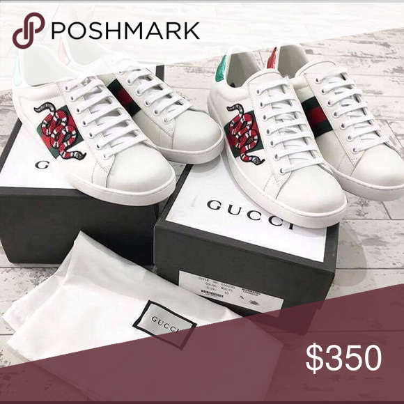 440f44e6c01 Gucci snake Sneakers ACE Brand New Deadstock Men s  a Women s Sizes  Available 100% Authentic Original Box and Tags included DO NOT ASK OBVIOUS  Questions For ...