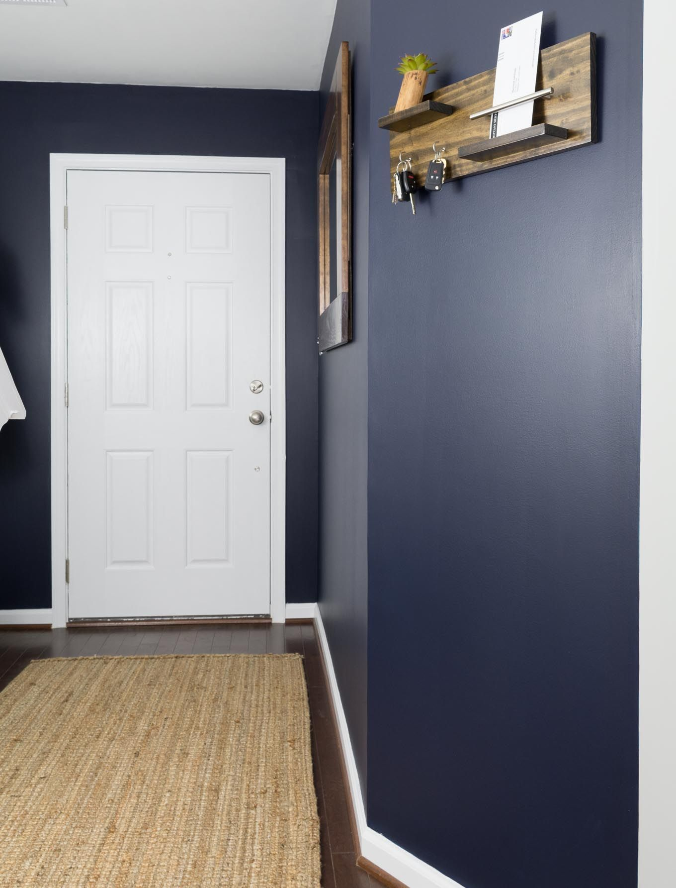 Small Laundry Room Makeover Paint Colors