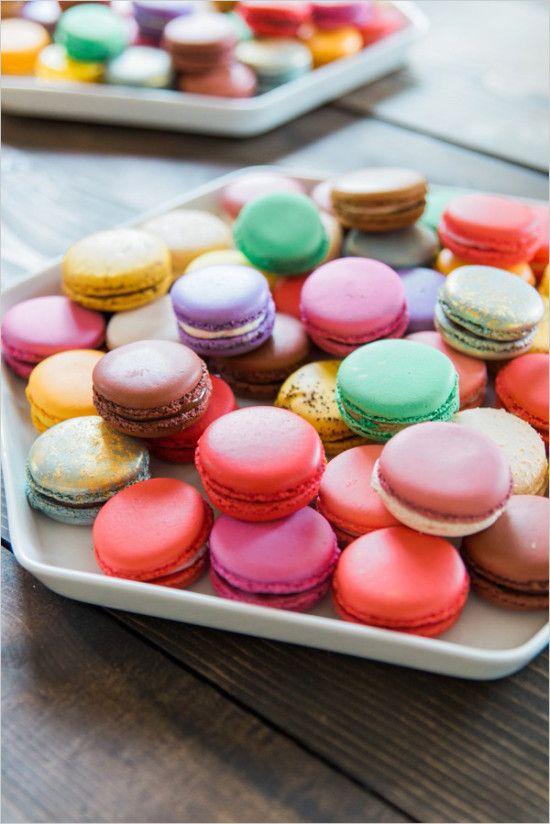 #macarons #weddingdessert @weddingchicks