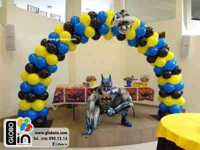 Decoraciones Con Globos   Eventos fiestas y exposiciones en ...