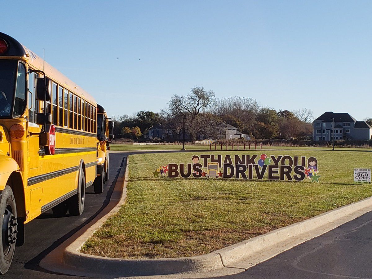 We support National Bus Safety Week and our Central 301