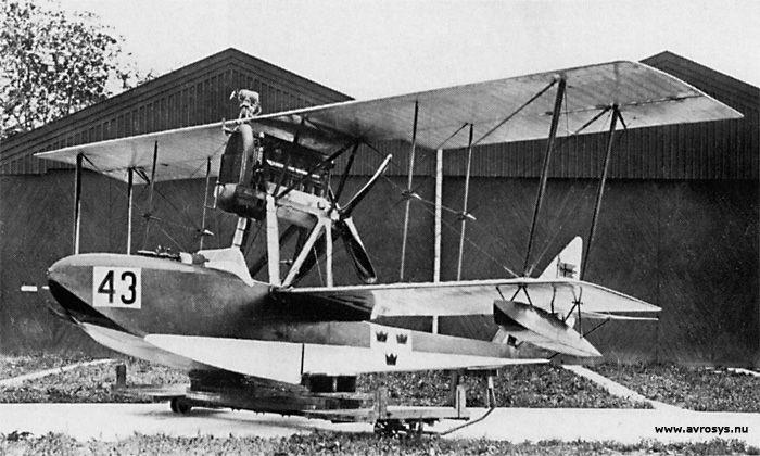 Macchi M.8 - Savoia S.13