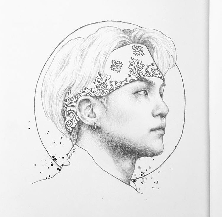 Pin By Oh My Yoongi On Bts Fanart In 2019