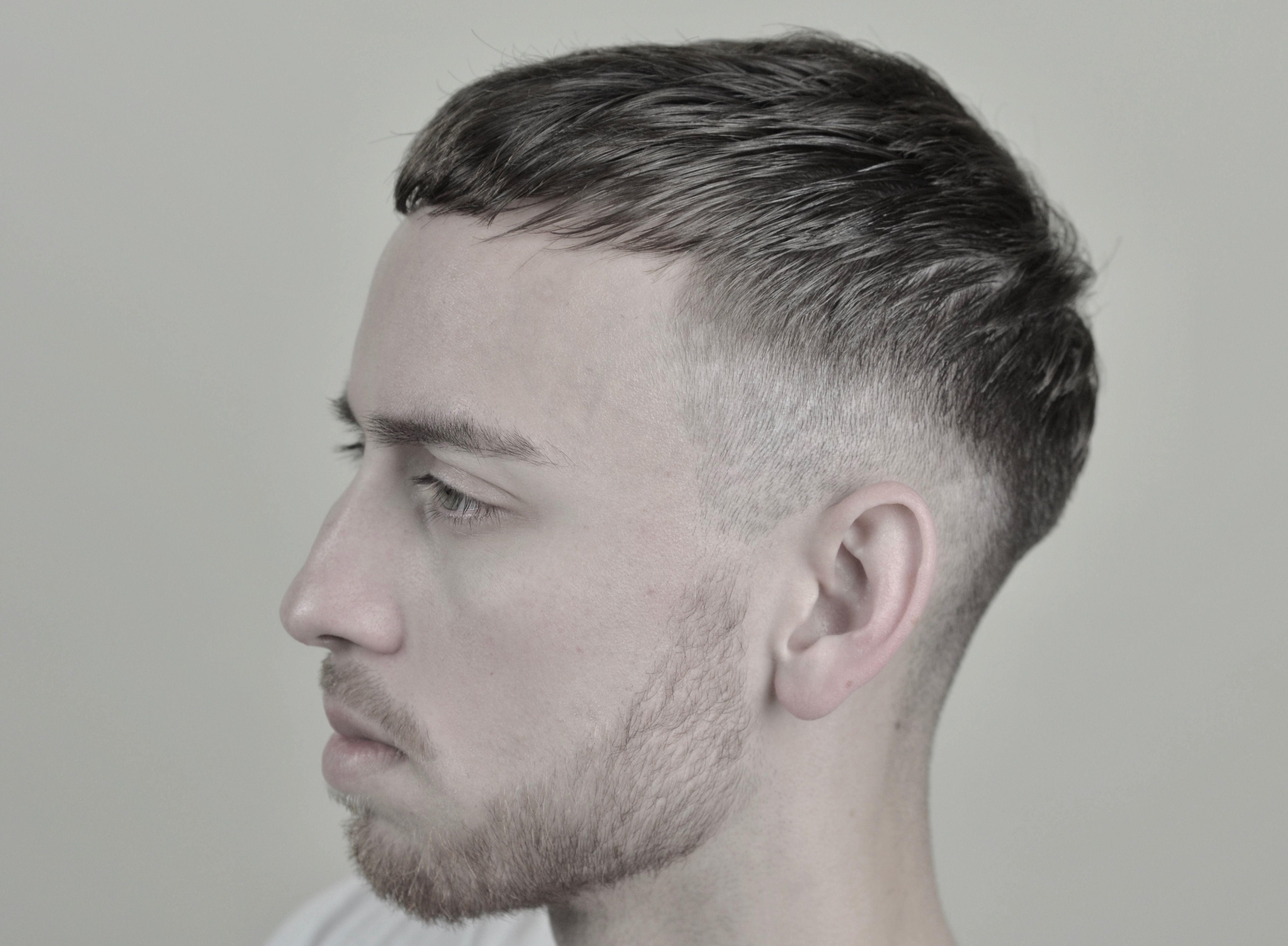 Men S Crop Haircut Haircuts For Men Mens Crop Haircut Crop Haircut