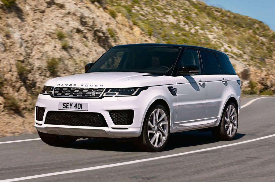 Range Rover Sport Facelift Reveals Velar Like Look