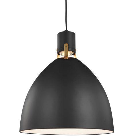 Brynne 1 Light Large Led Pendant Black Pendant Light Kitchen Pendant Lighting Light