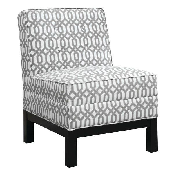 Pleasant Donny Osmond Home 902905 Accent Chair With Pewter White Ibusinesslaw Wood Chair Design Ideas Ibusinesslaworg