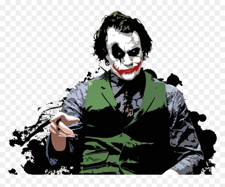 History Of The Joker Joker Heath Ledger Png Transparent Png Is Pure And Creative Png Image Uploaded By De Joker Artwork Batman Joker Wallpaper Joker Cartoon