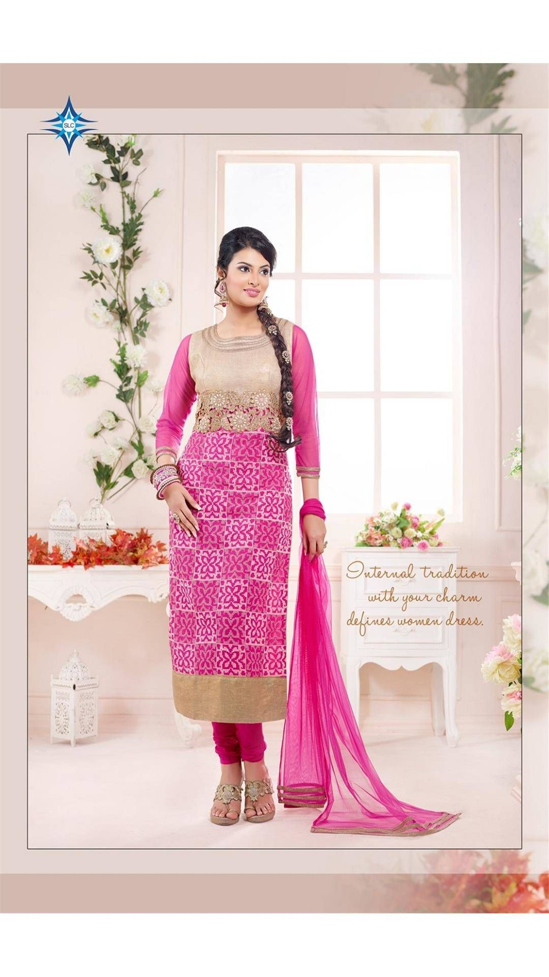 Buy Saiveera New Arrival Designer Pink Georgette Semistitched Straight Salwar Suit Online at Low Prices in India - Paytm.com Saiveera Fashion is a #Manufacture Wholesaler,Trader, Popular Dealar and Retailar Of wide Range Salwarsuit,Dress Material,Saree,Lehnga Choli,Bollywood Collection Replica,Saree, Lehnaga CHoli and Also Multiple Purpose of Variety Such as Like #Churidar,Patiala,#Anarkali,Cotton,Georgette,Net,Cotton,Pure Cotton Dress Material.For Any Other Query Call/Whatsapp…