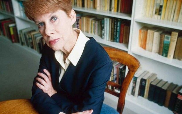 "Anita Brookner - novelist ""the consolation of art"""