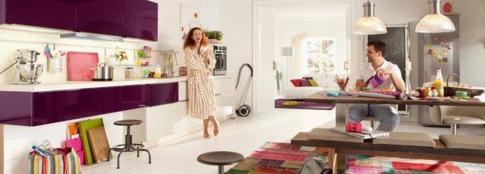 GA+Kuhinje - Bele in krem moderne kuhinje vse bolj priljubljena - nobilia küche erweitern