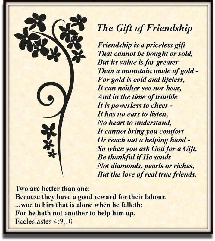 The gift of friendship Sister In Law Quotes, Sister Poems, Bff Quotes, Helen